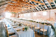 Craven Farm Snohomish, WA barn rustic wedding Ruffled - photo by Lora Grady Photography http://ruffledblog.com/fairytale-cottage-wedding-at-craven-farm