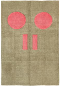 Rugs Textile Design, Textile Art, Door Rugs, Buy Rugs, Rug Making, Rugs On Carpet, Gary Hume, Weaving, Textiles