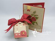Sweetbriar Rose & Mariabilités de Stampin'UP! #blendabilities #sweetbriarrose #stampinup #jardindepapier #mllepapier