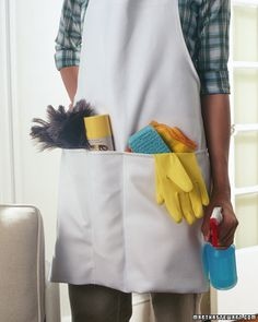 10 clever tricks that will change the way you clean your home forever.