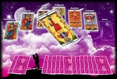 Descubre tu futuro en el tarot del amor bueno / barato / fiable