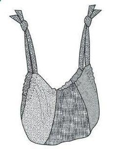 Fat Quarter Gypsy Bag tutorial