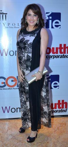 Amrita Raichand at the I Am Woman event