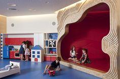 [인테리어]Jerusalem 's David Citadel Hotel New Kids& Playroom: Naver . - [Interior] Jerusalem& David Citadel Hotel New Kids& Playroom - Play Spaces, Learning Spaces, Kid Spaces, Public Spaces, Casa Kids, Diy Home Decor For Apartments, Hunter Kids, Glass Museum, Diy Entertainment Center