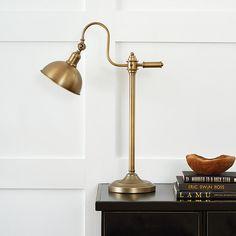 James Table Lamp   Ballard Designs