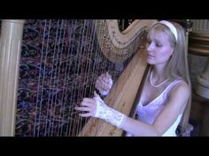 Stairway to Heaven - played on Harps - How cool is this..