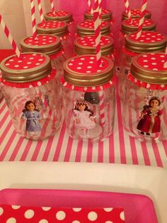 American Girl Birthday Party Ideas | Photo 7 of 16 | Catch My Party