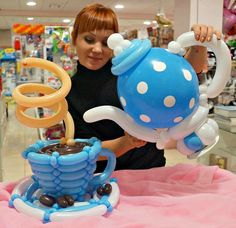The Playful And Charming Aspects Of Balloon Art - Bored Art