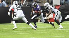 Game Recap: Raiders 28, Ravens 27