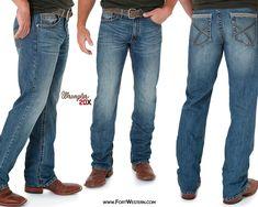 Wrangler® 20x® Men's Wyatt 42 Vintage Bootcut Jeans