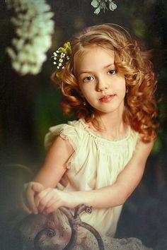 Karina Egorova (born August 13, 2006) Russian child model. Natlia Zakonova Photography.
