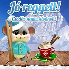 Good Morning, Have a wonderful day Good Day, Good Morning, Share Pictures, Animated Gifs, Good Night Sweet Dreams, Greeting Cards, Teddy Bear, Humor, Christmas Ornaments