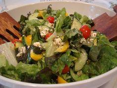 Mennonite Girls Can Cook: Greek Salad