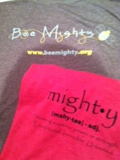 Support the development of Micro preemies - Share Bee Mighty Tshirts http://mightyshaw.blogspot.com/p/purchase-bee-mighty-tshirts.html