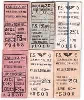 Bildresultat för biglietto per trenino cancello