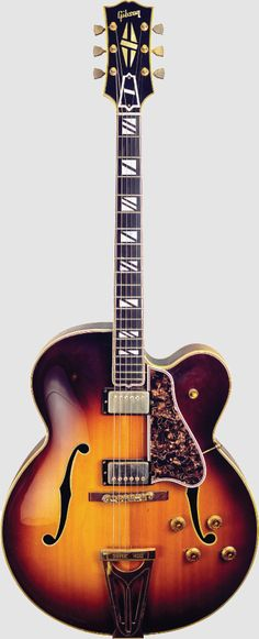 '59 Super 400CES. '47 Super 400: VG Archive, instrument courtesy of Dave Rogers.