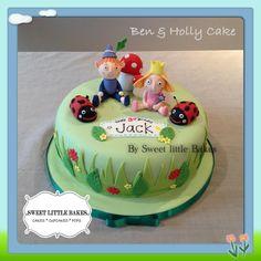#Ben&Hollycake #fairiescake