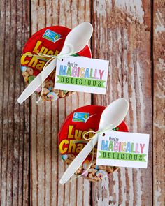 Magically Delicious - free St. Patrick's Day Tags