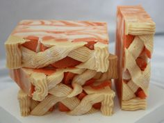 Peach Pie Soap!