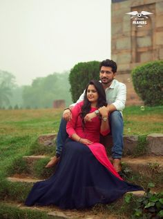 """Photo from Dream Framers """"Portfolio"""" album Indian Wedding Couple Photography, Photo Poses For Couples, Wedding Couple Poses Photography, Pre Wedding Poses, Pre Wedding Photoshoot, Wedding Ideas, Album, Happy New Year, Married Couple Photos"""