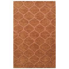 Surya Mystique Ava Golden Ochre Hand Crafted Wool Rug @Zinc_Door