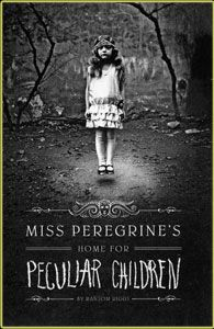 Loved this weird little book!  Don't be put off by the strange pictures... they totally go with the plot.  AND - a sequel and a movie (2013 - Tim Burton!) are in the works! - Add this to my list of books I want to read.