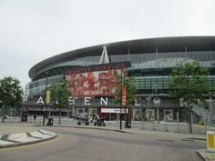 The home of Arsenal FC