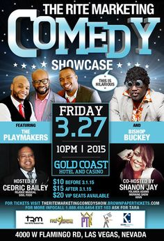 comedy showcase