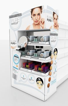 Maybelline - Loreal on Behance