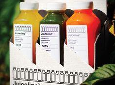 Juiceline on Packaging of the World - Creative Package Design Gallery