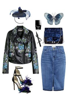 """""""IT!"""" by maria-laura-correa-da-silva ❤ liked on Polyvore featuring Christopher Kane, Jimmy Choo, Current/Elliott, 3.1 Phillip Lim, Valentino, Nordstrom and Butter London"""
