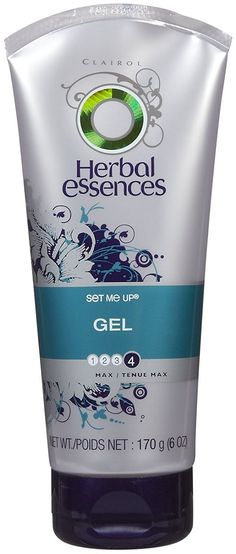 Herbal Essences Gel, Maximum Hold, 6 Oz *** This is an Amazon Affiliate link. Learn more by visiting the image link.