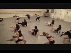 """The Moment I Said It"" choreographed by Kate Jablonski. ..looks familiar :)"
