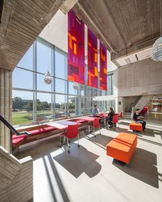 23 Projects Win 2017 AIA Institute Honor Awards  --- Pinterest HQ in San Francisco by IwamotoScott Architecture with Brereton Architects