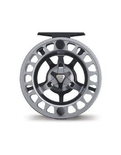 The Sage 6012 fly reel is built to handle big game in saltwater fisheries with a minimum of weight, allowing anglers more line feel and the ability to make more casts with less fatigue.