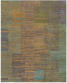 Featuring a striking organic motif and an enticing palette, the Righe Capri contemporary Oriental carpet is hand knotted from mountain wool. Available in a selection of colors, it is part of the Timpa collection by Tufenkian Rugs. http://www.cyrusrugs.com/tufenkian-rugs-kevin-walz-item-12276&category_id=0