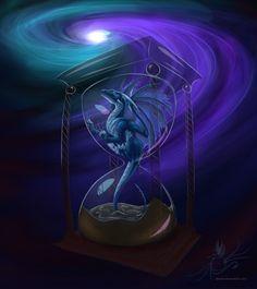 Hourglass by Oksara on DeviantArt