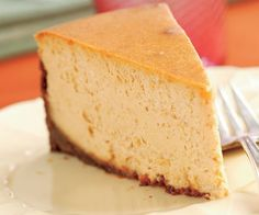 This cheesecake is a luxurious twist on the traditional Thanksgiving pumpkin pie. Spiced Pumpkin Cheesecake with a Gingersnap Crust - FineCooking Brownie Desserts, Oreo Dessert, Mini Desserts, Coconut Dessert, Just Desserts, Delicious Desserts, Yummy Food, Chocolate Cheesecake, Gluten Free Pumpkin