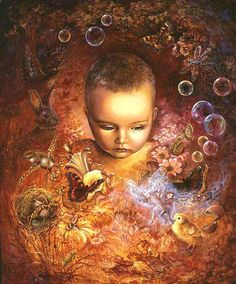 By Josephine Wall~
