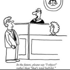Totally me if I were an attorney.  Ha!