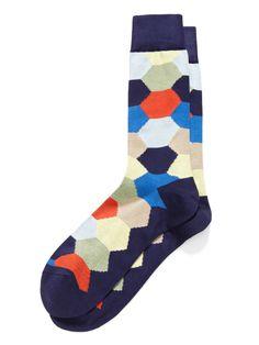 PAUL SMITH  Hexagon Socks
