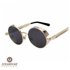 Brown Steampunk Eyepatch rouages Détail Garçons Homme femme accessoire robe fantaisie