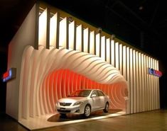 Joseph J Abhar - Car showroom