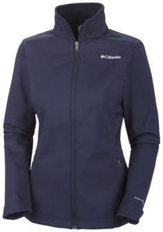 Women's Kruser Ridge™ Softshell: Touting major wind cutting capabilities, the Kruser Ridge is the perfect softshell jacket for some added warmth, or for an outer layer when you need to shed rain and the elements on the go.