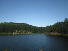 Lake on the mountains