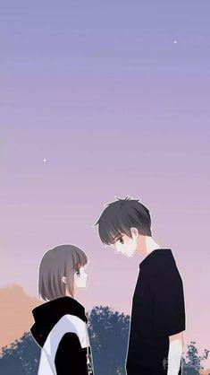 Cute Couple Drawings, Cute Couple Cartoon, Cute Couple Art, Anime Love Couple, Anime Couples Drawings, Anime Couples Manga, Anime Cupples, Anime Chibi, Kawaii Anime