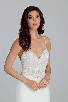 Bridal Gowns, Wedding Dresses by Tara Keely - Style tk2555