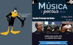 Chuviscos...: Música e Poesia em Gueifães - 12 Dez. 2015