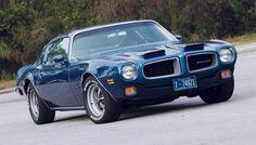Pontiac Firebird (1970-73)