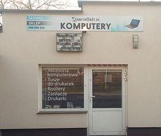Sklep i serwis komputerowy - METROBIT.PL